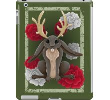 March Jackalope iPad Case/Skin