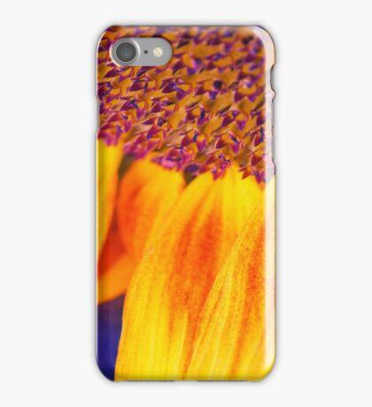 Sunflower III - Ipad case by Silvia Ganora iPhone Case/Skin
