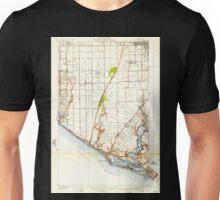 USGS TOPO Map California CA Newport Beach 296346 1935 31680 geo Unisex T-Shirt