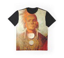 See-non-ty-a, Iowa Medicine Man Graphic T-Shirt