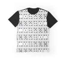 Cards Graphic T-Shirt