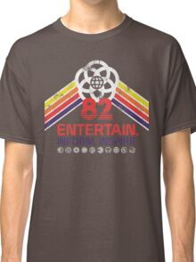 EPCOT Shirt - Distressed Logo - Entertain Inform Inspire Classic T-Shirt