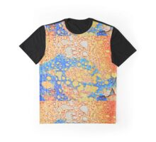 Weathered and peeling Graphic T-Shirt