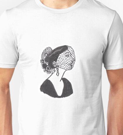 1950s Fashionista Witch Unisex T-Shirt