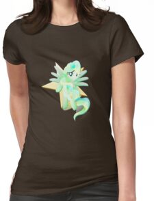 Vapor Trail Womens Fitted T-Shirt