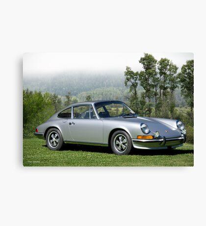 1972 Porsche 911B Coupe II Canvas Print