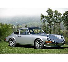 1972 Porsche 911B Coupe II Photographic Print