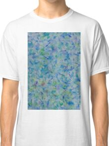Brush Pattern (Watercolor) Classic T-Shirt
