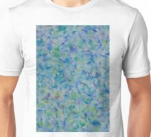 Brush Pattern (Watercolor) Unisex T-Shirt