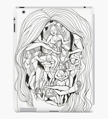 Girls! iPad Case/Skin