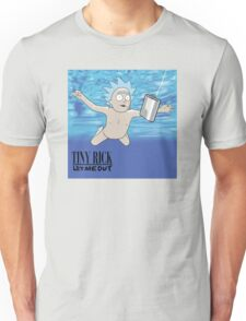 Tiny Rick - Let Me Out Unisex T-Shirt