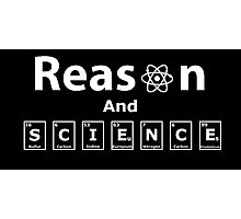 Reason and Science Photographic Print