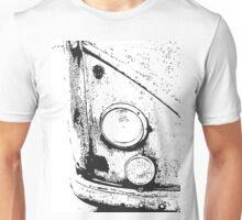 Classic retro Camper van digitally enhanced photograph,  Unisex T-Shirt