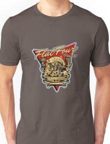 Flat 4 Engine Unisex T-Shirt