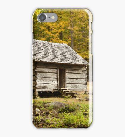 Alex Cole Cabin II iPhone Case/Skin