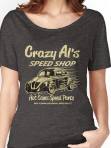 Crazy Al's Speed Shop Women's Relaxed Fit T-Shirt