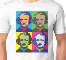 Edgar Allan Poe - Pop Art Unisex T-Shirt