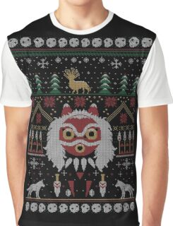 Ugly Princess Sweater Graphic T-Shirt