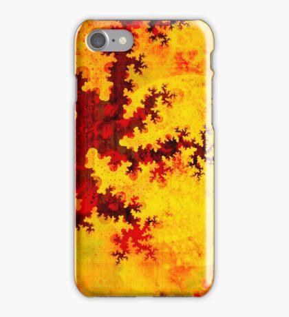 Oriental Moon Behind My Courtain II iPhone Case/Skin