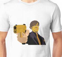 Goldenface Unisex T-Shirt