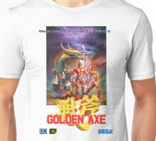 Golden Axe Japanese Cover  Unisex T-Shirt