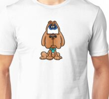 Dogue de Bordeaux - Marley Cartoon Character Unisex T-Shirt
