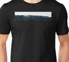 Topa Topa With Snow Unisex T-Shirt