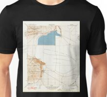 USGS TOPO Map California CA Mouth of Kern 296334 1932 31680 geo Unisex T-Shirt