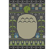 Ugly Neighbor Sweater Photographic Print