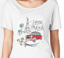 J'taime Mini Women's Relaxed Fit T-Shirt