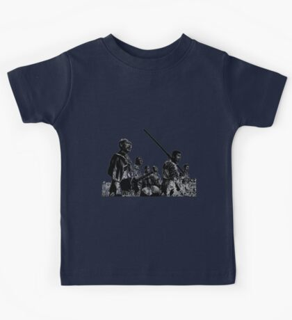 Samurai Warriors Kids Tee