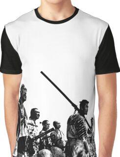 Samurai Warriors Graphic T-Shirt
