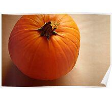Whole Pumpkin Poster