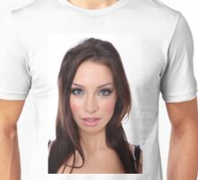 Brunette Woman Unisex T-Shirt