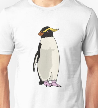 Freddy the Fjordland Penguin Unisex T-Shirt