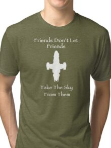 Friends Series - Firefly Tri-blend T-Shirt
