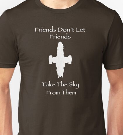 Friends Series - Firefly Unisex T-Shirt