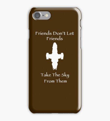 Friends Series - Firefly iPhone Case/Skin