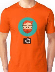 Photographer blogger Unisex T-Shirt