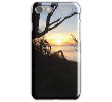 Safety Beach Sunset iPhone Case/Skin