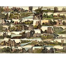 Castles of England Photographic Print