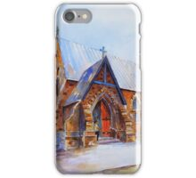 St Laurences O'Toole Church, Forbes NSW,Australia iPhone Case/Skin