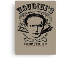Houdini's Magic Shop Canvas Print