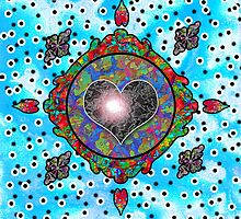 Love Seed NO.104, ''Life's Compass''  by LOVEinCULTURE