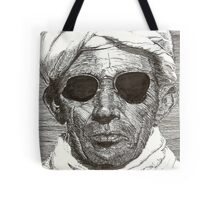 Bedouin with Sunglasses Tote Bag