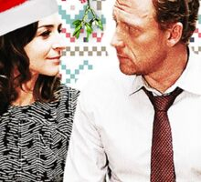 Grey's Anatomy - Omelia Christmas Sticker