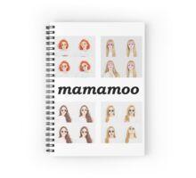mamamoo Spiral Notebook