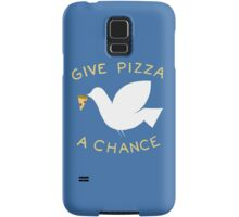 War & Pizza Samsung Galaxy Case/Skin