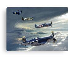 Disney Planes Skipper Riley  Canvas Print