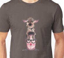 Sally and Monty Unisex T-Shirt